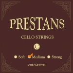 Cello 4/4 Prestans C chromesteel