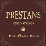 Cello 4/4 Prestans D medium