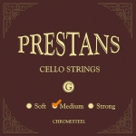 Cello 4/4 Prestans G chromesteel