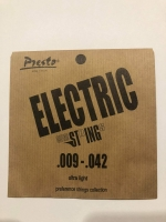 Preference el .009-.042 kpl.do elek.kpl.